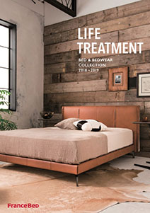 フランスベッド ベッド総合カタログ:LifeTreatment